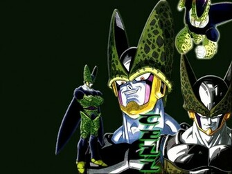 cell dragon ball z dbz dragonball anime manga 347303