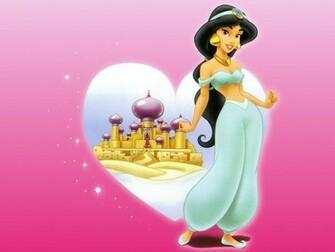 Jasmine Wallpaper   Disney Princess Wallpaper 6015277