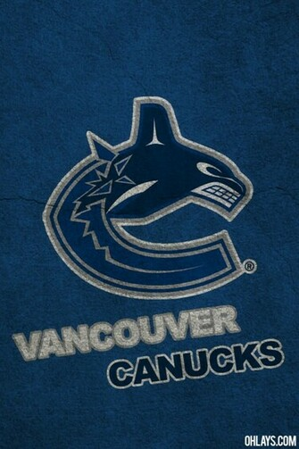 Vancouver Canucks iPhone Wallpaper 1133 ohLays