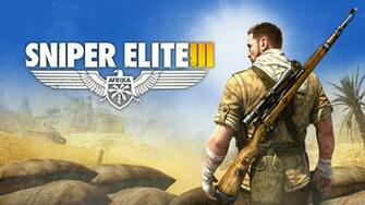 Sniper Elite 3 Wallpapers Full HD 6UFL441   4USkY