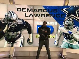 DeMarcus Lawrence on Twitter Just a boi from Aiken South