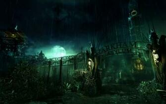 Batman   Arkham Asylum wallpaper 14807