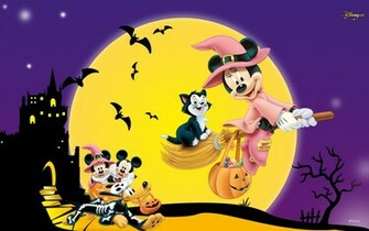 Disney Halloween Wallpaper Disney Halloween