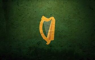 Ireland flags Coat of arms harp irish harp 2560x1600 Wallpaper