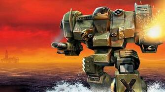 MechWarrior wallpaper 12346