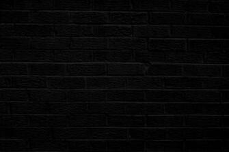 Black Brick Wall Texture High Resolution Photo Dimensions