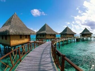 Bora Bora Beach Tourism Wallpaper   Travel HD Wallpapers