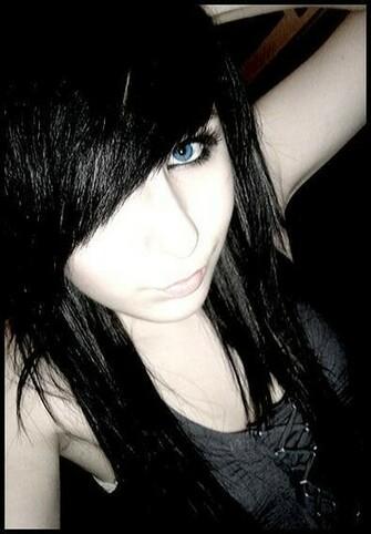 Cute EMO Girl