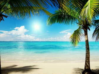 Caribbean Summer wallpaper We Know Them By Their Sleazy Attacks