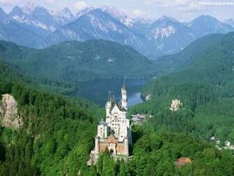 German castle Landscapes Others Screensaver Screensavers