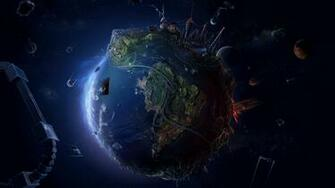 Cool Pictures Earth Space HD Wallpaper of Galaxy   hdwallpaper2013com