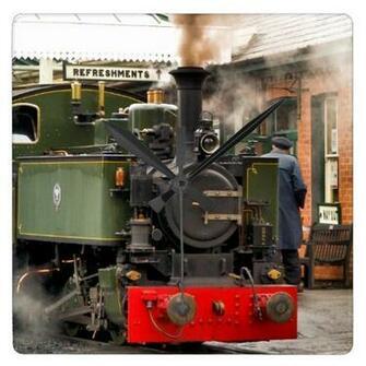 Steam Train Wallpaper Borders 7