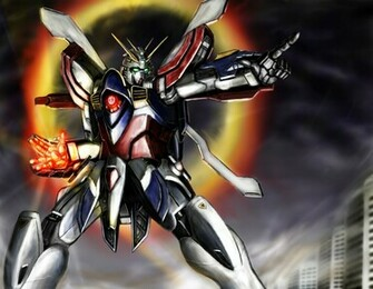 Gundam Wallpapers Burning Gundam Wallpapers