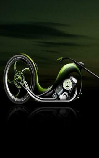 Bike Android Cell Phone Wallpaper