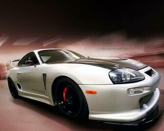 Luxury Cars Toyota Supra Cars Wallpaper