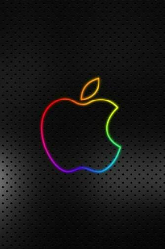iPhone 4 Apple Logo Wallpapers Set 2 04 iPhone 4 Wallpapers iPhone