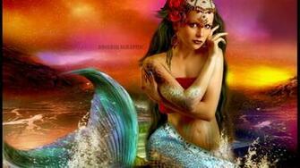Download Beautiful Mermaid Girl Desktop HD Wallpaper Search more high