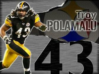 Steelers Wallpaper Troy Top HD Wallpapers
