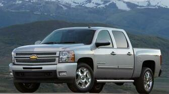 2013 Chevrolet Silverado HD Wallpapers
