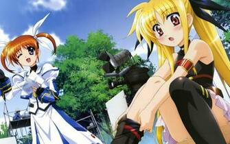 Magical Girl Lyrical Nanoha Wallpapers and Background Images