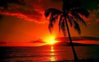Sunset Beach HD Wallpapers Beach sunset Desktop Images