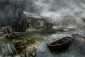 Concept art image   Resident Evil 4   Mod DB