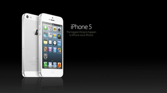iPhone 5 Black Background by inviso