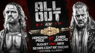 AEW World Championship match set for All Out in August AiPT