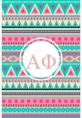 Alpha Phi tribal iPhone monogram backgroundIphone Backgrounds Alpha