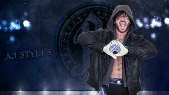AJ styles wwe 2016 wallpapers   Fresh Wide Wallpaperscom FRESH WIDE