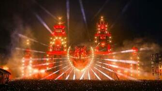 Defqon1 Festival 2014 Endshow on Sunday