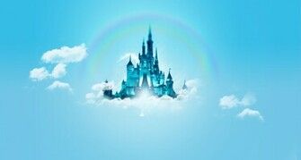 wallpaper walt disney by 0mega hd customization wallpaper fantasy 2012