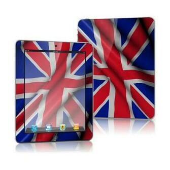 iPad skins iPad 1st Generation Great Britain skin for iPad 1st