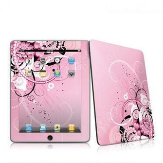 iPad iPad 2010 1st Gen Her Abstraction Apple iPad 1st Gen Skin