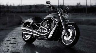 Harley Davidson V Rod Muscle Wallpapers