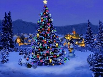 3d Christmas Tree Wallpapers 3d Christmas Tree Backgrounds