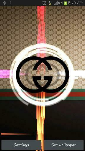 Gucci HD Live Wallpaper Android