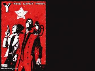 Y The Last Man images Official Vertigo Wallpapers Y The Last