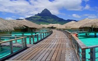 Bora Bora Island Top Wallpaper   Travel HD Wallpapers