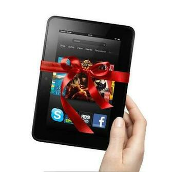 Kindle Fire HDX 7 HDX Display Wi Fi 16 GB   Includes