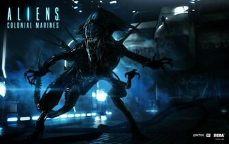 Aliens Colonial Marines 2013 Game Wallpapers HD Wallpapers
