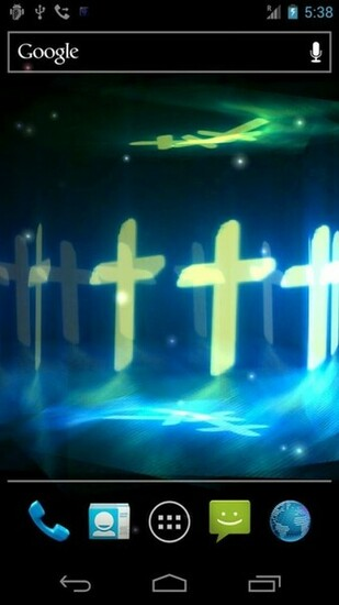 Jesus Cross Live Wallpaper   Aplicaciones de Android en Google