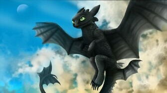 Toothless   Wallpaper High Definition High Quality Widescreen