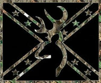Wallpaper Browning Rebel Flag