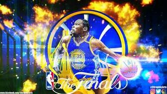 Kevin Durant NBA FInals Wallpaper by CGraphicArts on