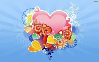 Awsome Valentines Heart Wallpaper 90 Magazine