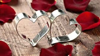Valentines Day Hearts HD Wallpaper of Love   hdwallpaper2013com
