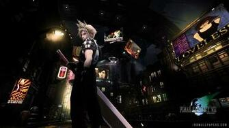 Final Fantasy VII HD Wallpaper   iHD Wallpapers