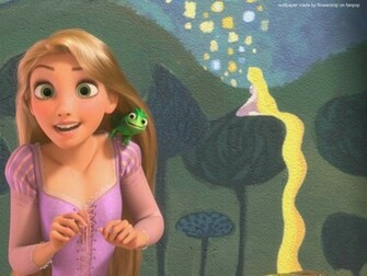 Rapunzel Wallpaper   Disney Princess Wallpaper 28959441