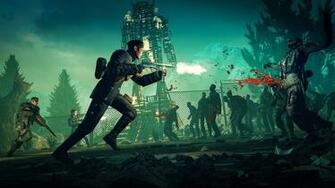 Sniper Elite Nazi Zombie Army Computer Wallpapers Desktop